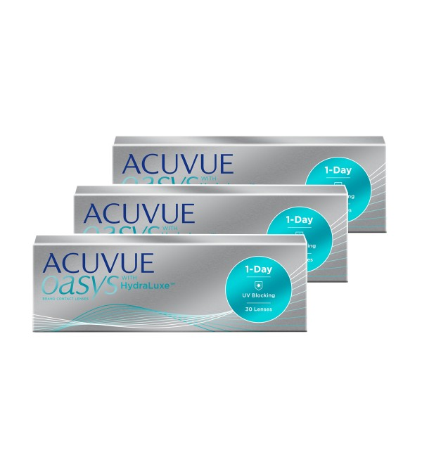 Контактные линзы Acuvue Oasys 1 Day...