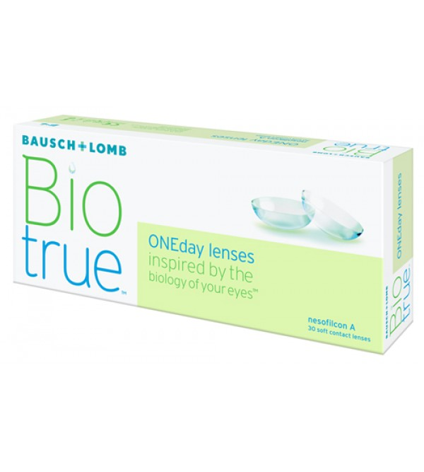 Контактные линзы Bio True Oneday 30...
